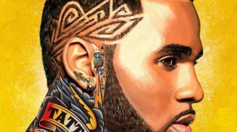Jason Derulo Reveals 'Tattoos' Album Cover