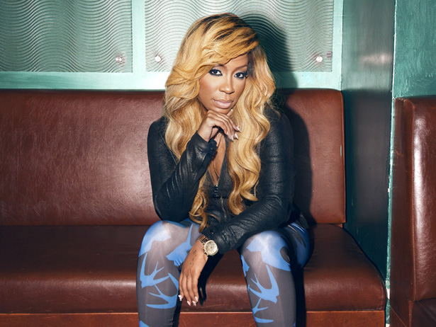 K.Michelle Weighs In On Potential Grammy Snub - That Grape ... K Michelle 2013