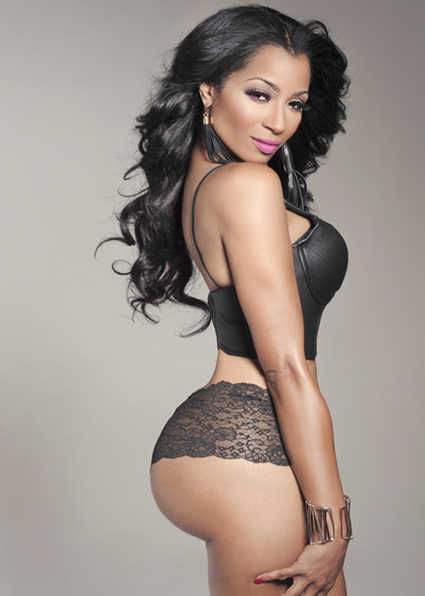 karlie redd that grape juicew Must See: K.Michelle Pens New Numbers About Karlie Redd....And Benzinos Neck