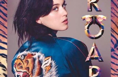 Katy Perry Unwraps 'Roar' Single Cover