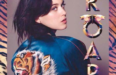 Katy Perry Unwraps 'Roar' Single Cover