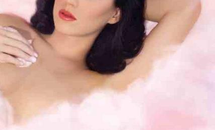 Teaser: Katy Perry - 'Roar (Burning Baby Blue)'