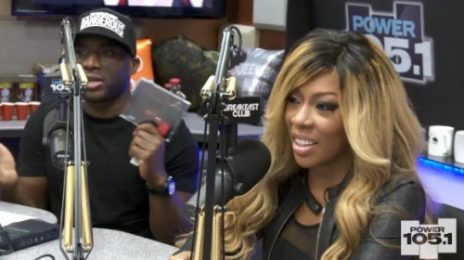K. Michelle Visits 'The Breakfast Club' / Talks New LP, Industry Politics, 'Love & Hip-Hop' & More