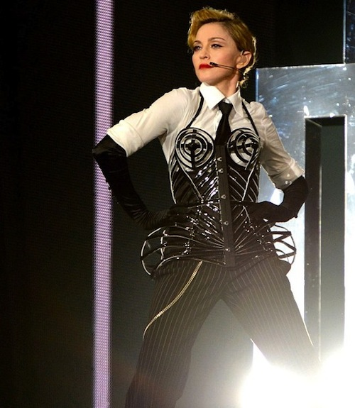 madonna forbes Winning: Madonna Tops Forbes Top Earning Celebrities 2013 List