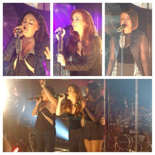 Must See: Mutya Keisha Siobhan Rock London With Comeback Gig