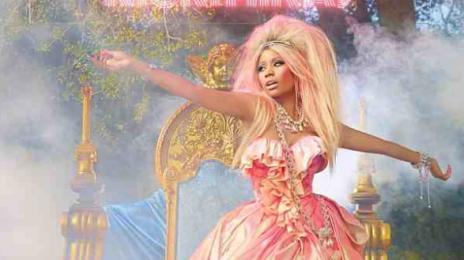 Must See: Nicki Minaj Unleashes 'Minajesty' Artwork