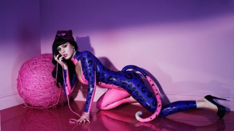 Katy Perry Predicted To Pass 500k Mark With 'Roar' First Week Sales