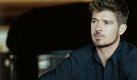 Robin Thicke Files Lawsuit Against Marvin Gaye Family Following 'Blurred Lines' Drama