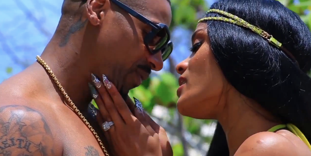 stevie j joseline hernandez that grape juice New Video: Joseline Hernandez   Shotz (Love & Hip Hop Atlanta)