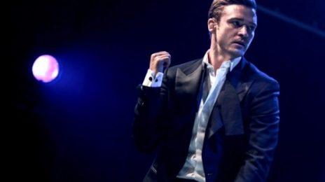 Justin Timberlake To Perform At 2013 MTV VMA's / Will Receive Michael Jackson Video Vanguard Award