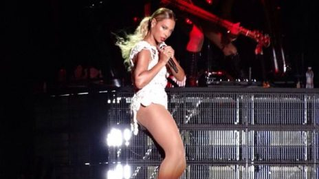 Watch:  Beyonce Almost Pulled From Stage By Overzealous Fan