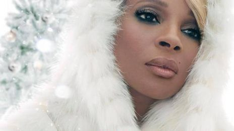 Listen:  Mary J. Blige Unmasks Christmas Album Release Date / Features Clark Sisters, Barbra Streisand, & More
