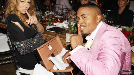 Hot Shots:  Nas & Jennifer Hudson's Star-Studded Birthday Bashes
