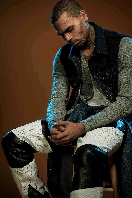 Chris_Brown__Cover_Annex-Man-3 | ..::That Grape Juice ... X Album Cover Chris Brown