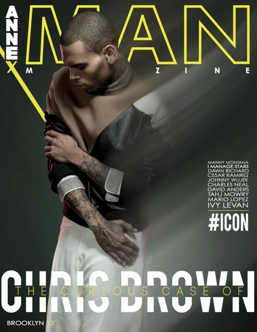 Chris_Brown__Cover_Annex-Man | ..::That Grape Juice ... X Album Cover Chris Brown