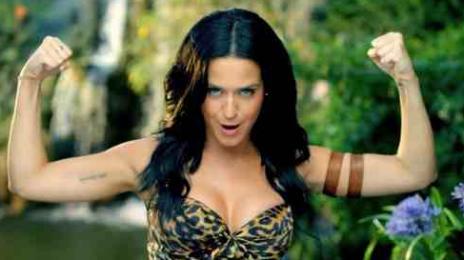 New Video: Katy Perry - 'Roar'