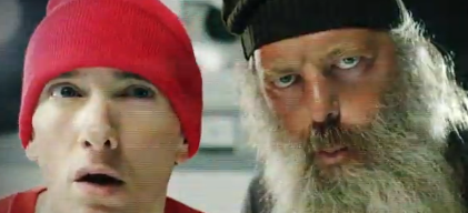 New Video: Eminem - 'Berzerk (Featuring Kendrick Lamar)'