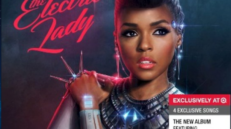 Must See: Janelle Monae Brings 'Dance Apocalyptic' To Life On 'Letterman'