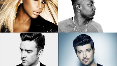 Kendrick Lamar, Justin Timberlake, & Tamar Braxton Lead 2013 Soul Train Award Nominees