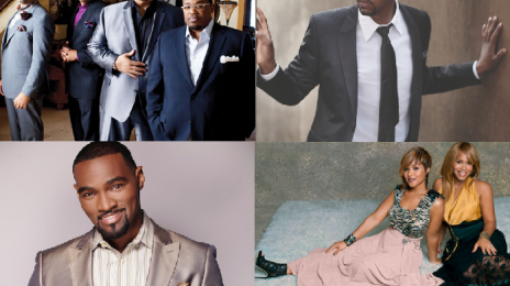 The Overflow (Gospel News Round-Up): Tamela Mann, Mary Mary, Fred Hammond, Earnest Pugh, and So Much More...