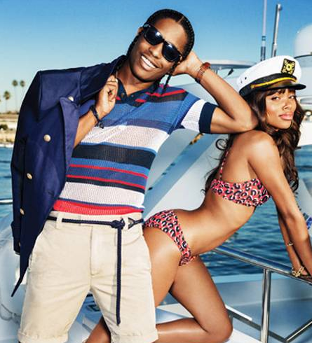 asap rocky tgj 1 New Video: ASAP Rocky & Rihanna   Fashion Killa