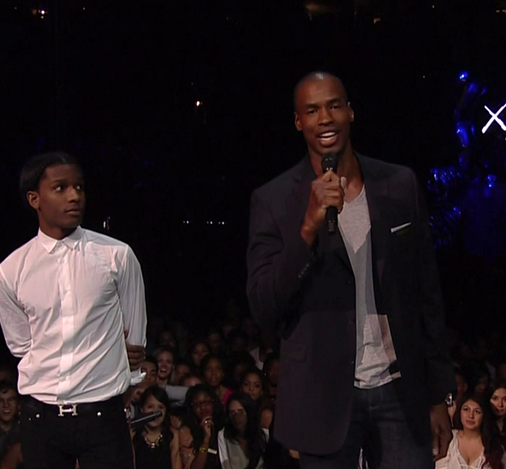 asap rocky that grape juice A$AP Rocky Speaks Out On Homosexual VMA Controversy / Apologizes To Jason Collins
