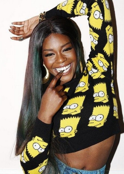 azealia banks that grape juice 10 Track List: Azealia Banks   Broke With Expensive Taste