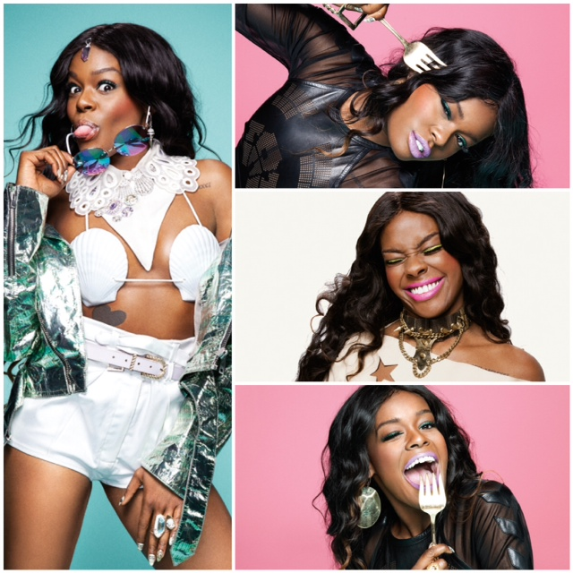 azealia banks that grape juice Azealia Banks Taps  2014 For Album Release Date