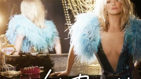 Britney Spears Unwraps 'Work Bitch' Single Cover