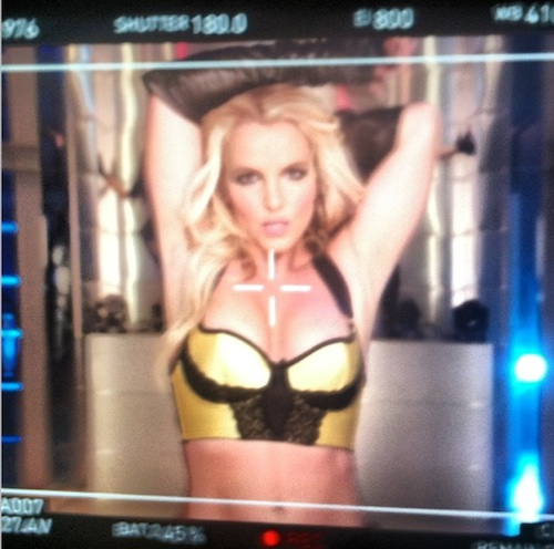 online store on wholesale factory outlet Hot Shot: Britney Spears Dances Up A Storm On Set Of 'Work ...