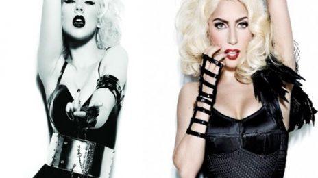 Finally: Lady GaGa Addresses Christina Aguilera Controversy