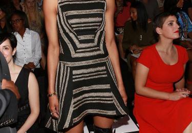 Hot Shots: Ciara & Rihanna Turn Heads At NYC Fashion Week