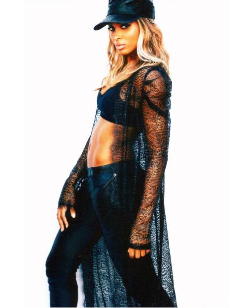 Ciara Announces A Newer New Single That Grape Juice