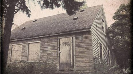 Hot Shot:  Eminem Unmasks 'THE MARSHALL MATHERS LP 2' Cover
