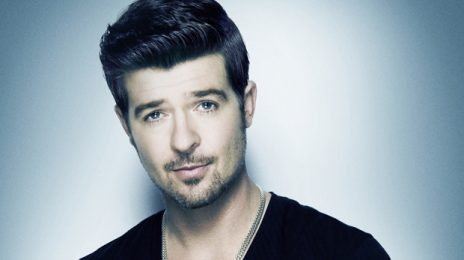 Robin Thicke Announces U.S. Tour / Speaks Out on Miley Cyrus VMA Performance For the First Time