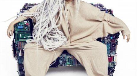 Lady GaGa Unveils New 'ARTPOP' Promo Pic