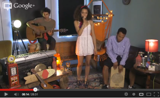 'The Hangout': Google Launch Brand New Online Show / Showcase Fresh Talent Alongside 'River Island'