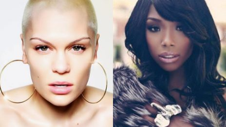 Watch: Jessie J & Brandy Perform 'Conquer The World' At iTunes Festival
