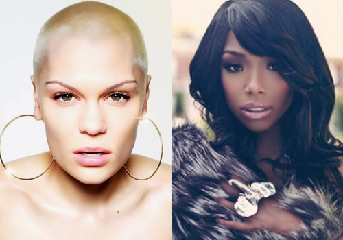 jessie j brandy thatgrapejuice Watch: Jessie J & Brandy Perform Conquer The World At iTunes Festival