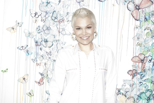 jessie j thatgrapejuice Exclusive: Jessie J Talks New Album Alive, Brandy Duet, X Factor & More