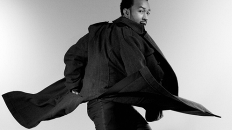 John Legend Talks Nudity, New Album And Budding Hit 'All Of Me'