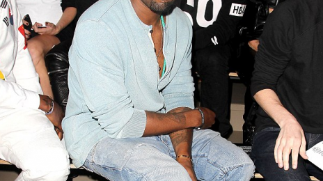 Hot Shots: Kanye West Hits New York Fashion Week With Willy Cartier