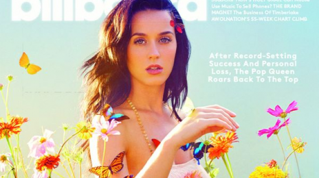 Katy Perry Opens Up On Suicidal Thoughts : 'I Asked Myself If I Should Continue Living'