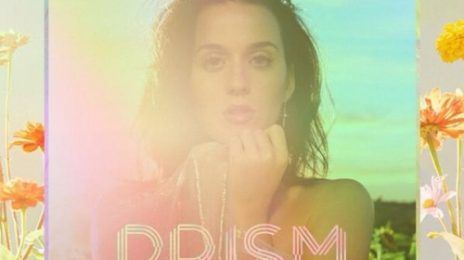 Katy Perry Unwraps 'Prism' Album Cover
