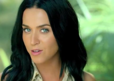 New Video: Katy Perry - 'Roar' - That Grape Juice