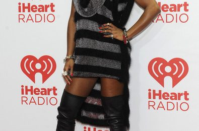 Hot Shots: Kelly Rowland Stuns At iHeartRadio Festival