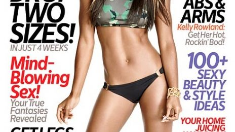 Kelly Rowland Covers Shape Magazine