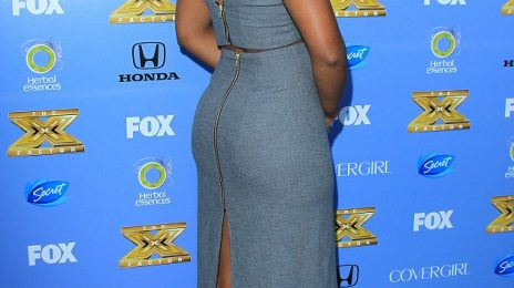 Watch: Kelly Rowland Stuns At 'X Factor USA' Premiere Party