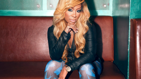 K.Michelle On Tamar Braxton: 'I'm Trying To Stay Positive'