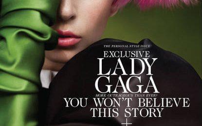 Lady GaGa Glows In 'ELLE' / Talks 'ARTPOP', Critics, & More
